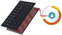 panel solar hibrido